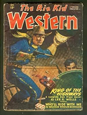 THE RIO KID WESTERN, Pulp magazine. -: Lee E. Wells.