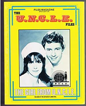 The UNCLE Files: The GIRL FROM U.N.C.L.E. - THE END OF THE AFFAIR (the U.N.C.L.E. FILES Magazine ...