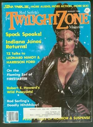 Rod Serling's TWILIGHT ZONE- Magazine ( Volume: KING, STEPHEN. -