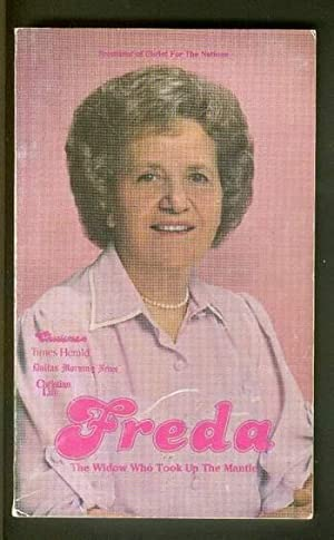 FREDA ( Lindsay ) - The Widow Who Took Up the Mantel. ( President of Christ for the Nations - TV &...
