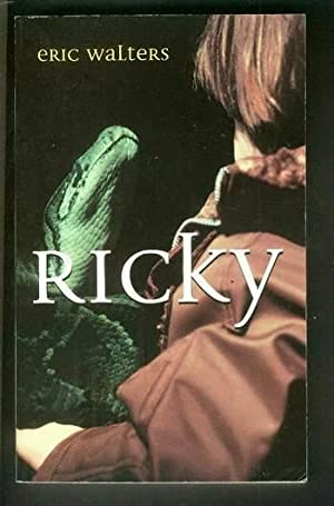 RICKY. -- Shares his house with 29 weird and wonderful creatures (Dog, Cats, Squirrels, an Alliga...