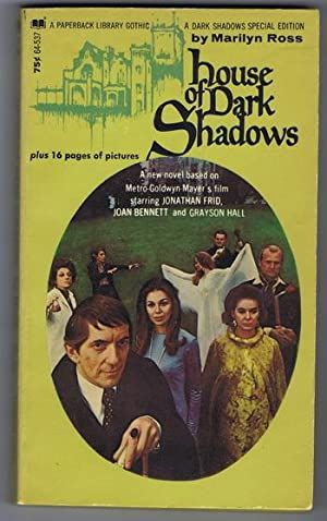 HOUSE OF DARK SHADOWS - Adapts the MGM Movie (Gothic Horror Vampire Based on Characters from the ...