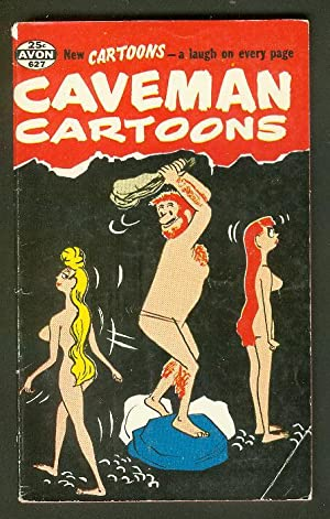 CAVEMAN CARTOONS (Avon Books #627); Sexy Girlie: Meyers, Harold.