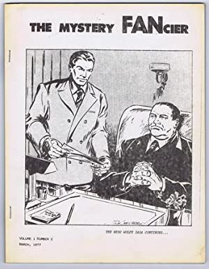 The MYSTERY FANcier (Fanzine/Magazine) Volume-1 Number #2: Townsend, Guy M.