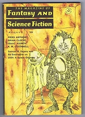 the Magazine of Fantasy and Science Fiction: DEAN R. KOONTZ