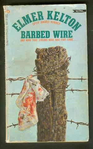 BARBED WIRE. (Ballantine Book #01309);