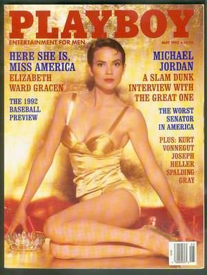 PLAYBOY - Magazine -- MAY 1992 (Volume 39 #5); >> MICHAEL JORDAN Interview >> ANNA ...