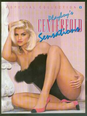 PLAYBOY'S CENTERFOLD SENSATIONS - A Special Collection (1998; Supplement to Playboy); Erika ...