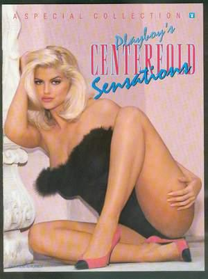 PLAYBOY'S CENTERFOLD SENSATIONS - A Special Collection (2000; Supplement to Playboy); Erika ...