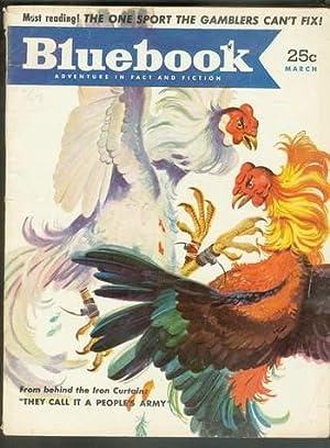BLUE BOOK Magazine (Bluebook Pulp - Adventures: Horace Bailey Brown;