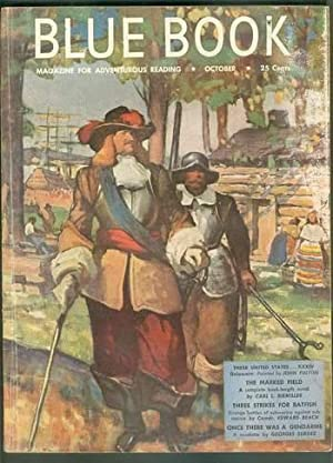 BLUE BOOK (Pulp Magazine). October, 1949 >>: Carl L. Biemiller;