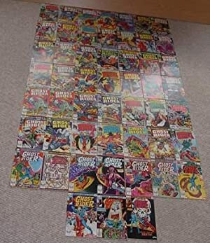 GHOST RIDER #31-81 (1973-1981 = First Series