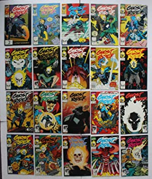 GHOST RIDER #1-50 (Volume-2; 1990-1998 = 2nd