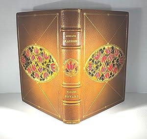 Madame Bovary [Superbe relieure de René Kieffer]: Flaubert, Gustave