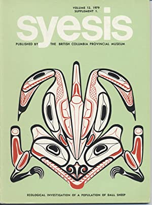 Syesis, Volume 12, 1979, Supplement 1