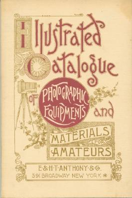 Illustrated Catalogue of Photographic Equipments and Materials, for Amateurs