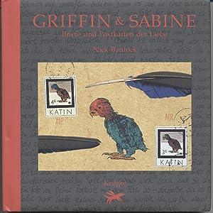 Griffin & Sabine - Briefe und Postkarten der Liebe: Bantock, Nick & Stacie Strong
