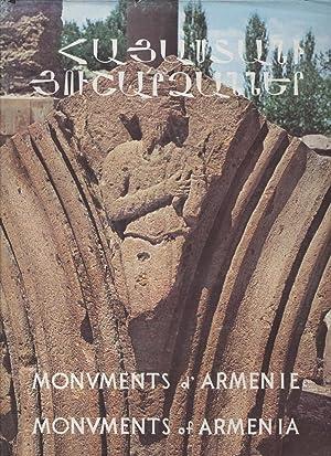 Monuments d'Armenie/Monuments of Armenia: Harouthiounian, Varaztad