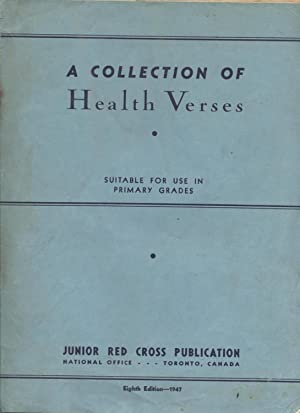 Collection of Health Verses, A - Suitable for Use in Primary Grades
