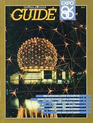Expo 86 Official Souvenir Guide