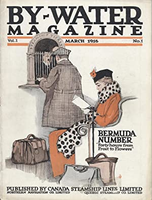 By-Water Magazine - Vol.1, No. 1-7 &9-12, Mar.1916 - Feb.1917