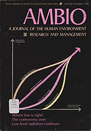 Ambio: A Journal of the Human Environment Research and Management, Volume IX Number 2 1980