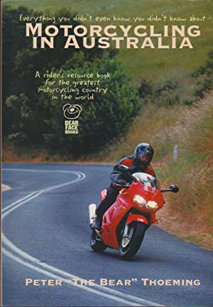 Motorcycling in Australia: A Resource Book for Riders