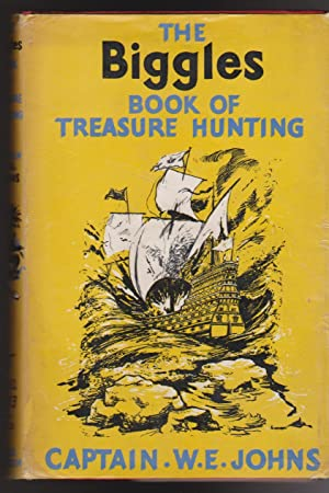 Biggles Book of Treasure Hunting, The