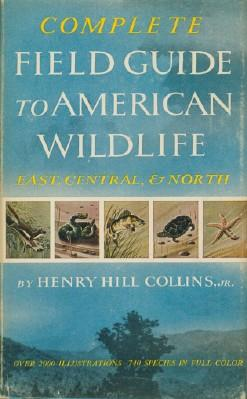 Complete Field Guide To American Wildlife: East, Central, & North: Collins, Henry Hill