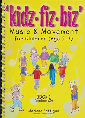 'kids.fiz.biz', Music & Movement for Children (Age 2-7), Book 1 & 2