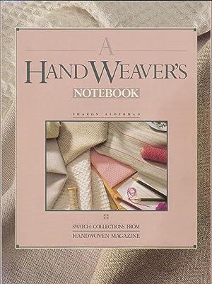 Hand Weaver's Notebook: Alderman, Sharon