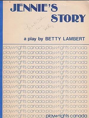 Jennie's Story: Lambert, Betty