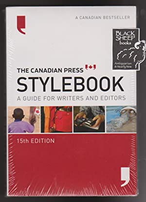 Canadian Press Stylebook, The: A Guide for