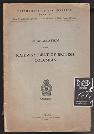 Report of the Triangulation of the Railway: Parry, H.