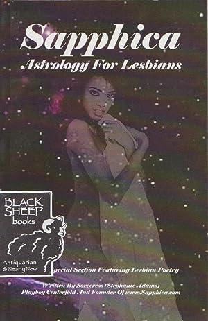 Sapphica: Astrology for Lesbians: Adams, Stephanie