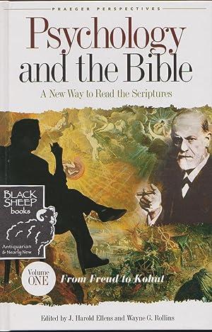 Psychology and the Bible: A New Way: Ellens, J. Harold
