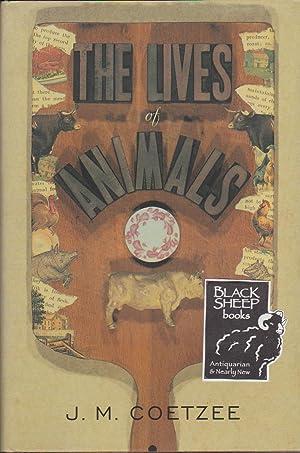 Lives of Animals: Coetzee, J.M.