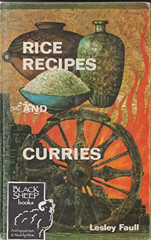 Rice Recipes and Curries in Southern Africa: Faull, Lesley