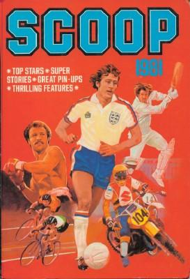 Scoop Sports Annual 1981