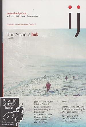 International Journal, Volume LXVI, No. 4, Autumn: Haglund, David G.