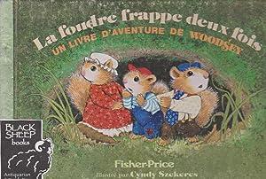 La Foudre Frappe Deux Fois Un Livre: Ridlon, Marci