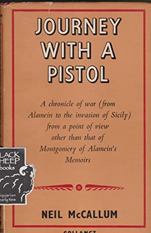 Journey with a Pistol: A Diary of: McCann, Gillian