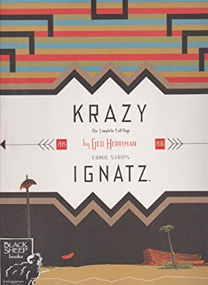 Krazy & Ignatz 1935-36: A Wild Warmth of Chromatic Gravy