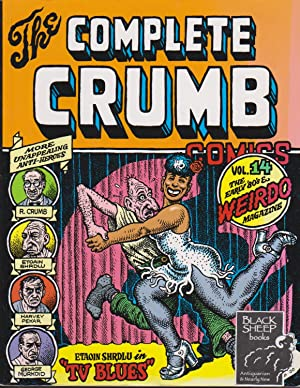 Complete Crumb Comics, Vol. 14