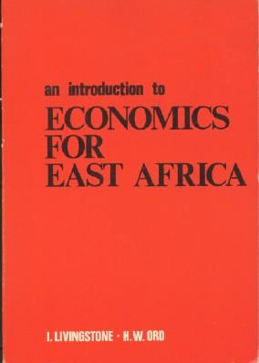 An Introduction to the Economics for East Africa