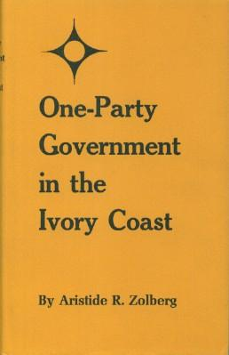 One-Party Government in the Ivory Coast
