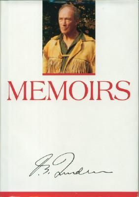 Memoirs: Trudeau, Pierre Elliott