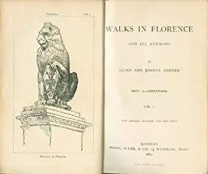Walks in Florence and Its Environs - 2 Volumes