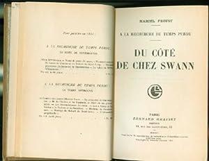 Du Cote De Chez Swann: Proust, Marcel