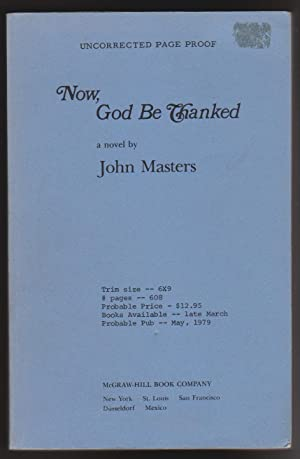 Now, God Be Thanked: Masters, John